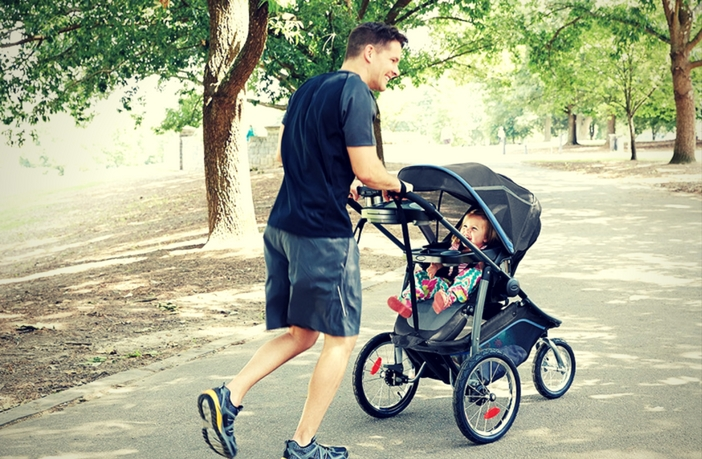 Best Jogging Stroller With Car Seat - Featured Image - Storkified