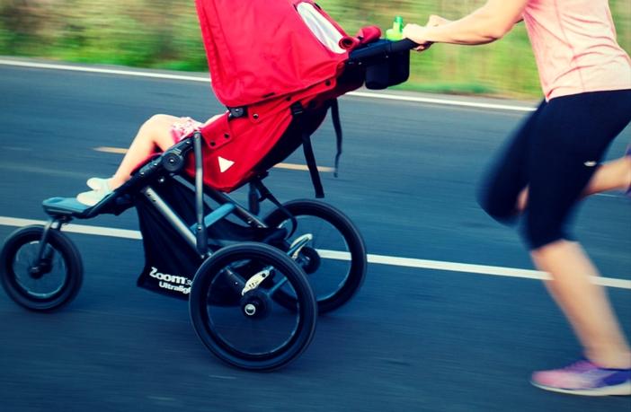 Can I Jog With A Regular Stroller