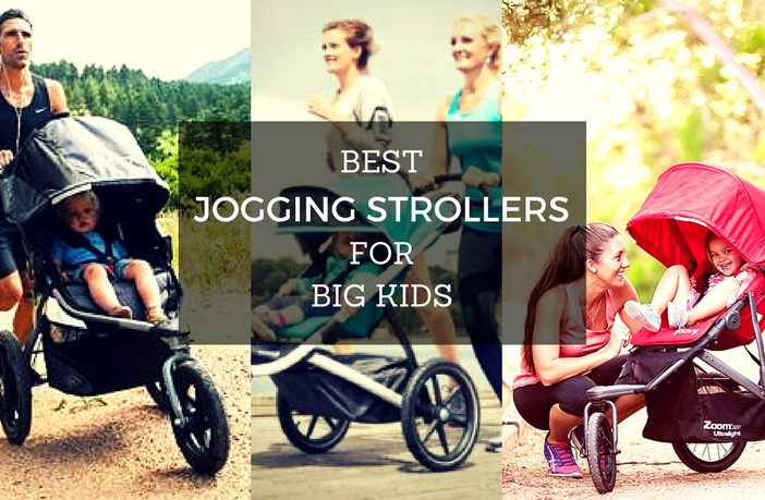 Jogging Stroller For Big Kid