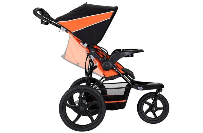 Baby Trend Xcel Jogging Stroller Review