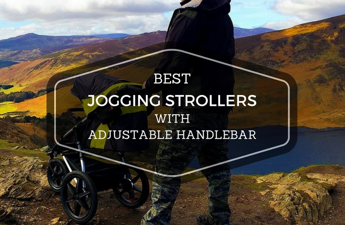 Jogging Stroller With Adjustable Handlebar- The Best Of 2017