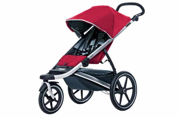Thule Urban Glide Jogging Stroller Review