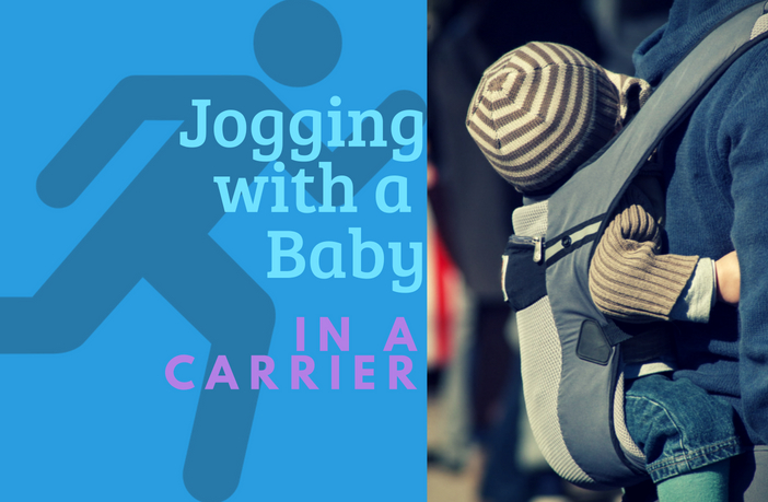 Jogging With Baby In Carrier