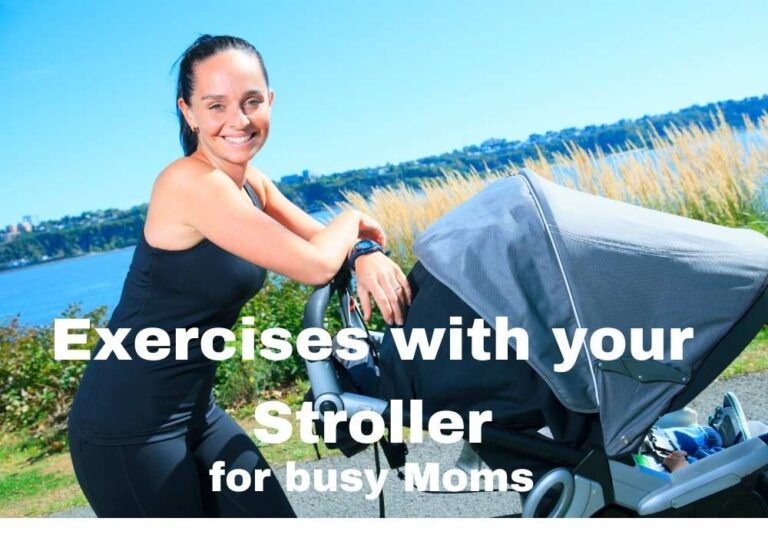 Exercise with Jogging Stroller